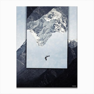 The Great Fall Canvas Print