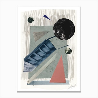 Elevate Canvas Print