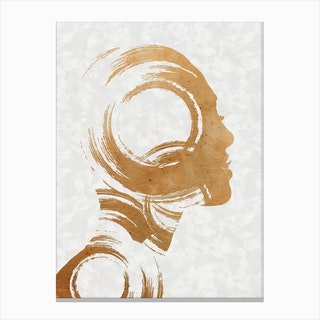 Abstractive Canvas Print