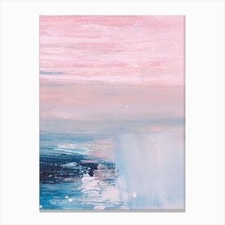 Blush 3 Canvas Print