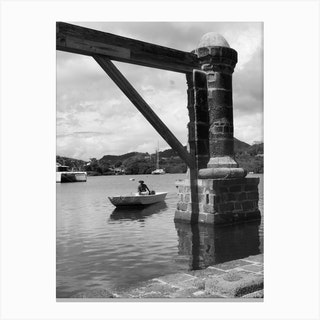 Harbour Crossing Canvas Print