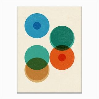 Division I Canvas Print