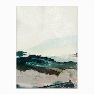 Land Ahoy 2 Canvas Print