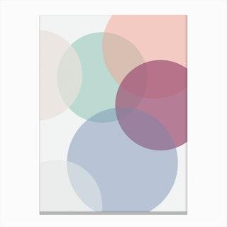 Bubbles 2.0 Canvas Print