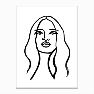 Selma Canvas Print