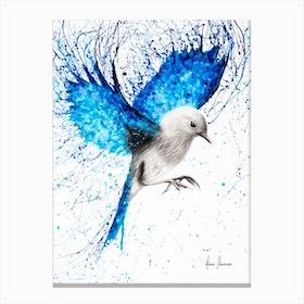 Mediterranean Wings Canvas Print