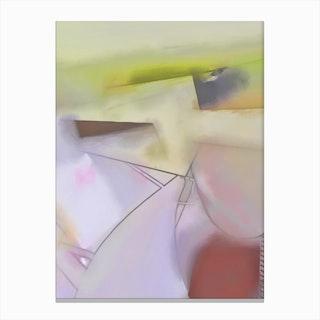 Five Point Glue Canvas Print