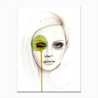 Fused Canvas Print