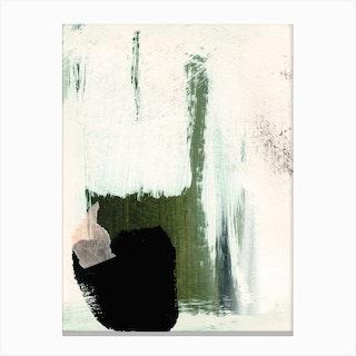 Abstract Minimal Canvas Print