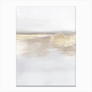 Gold Light Canvas Print