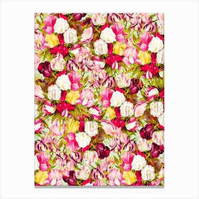 Sweet and Sour Canvas Print