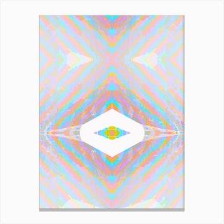 Heaven Drip 2 Canvas Print