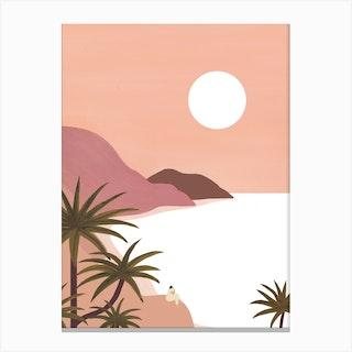 After Sunrise Canvas Print