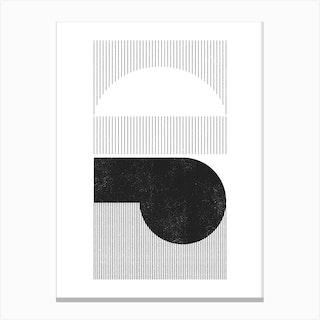 Nz Geometrics 06 Canvas Print