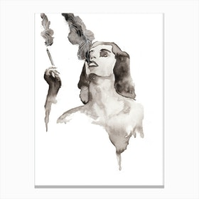 Vice Canvas Print