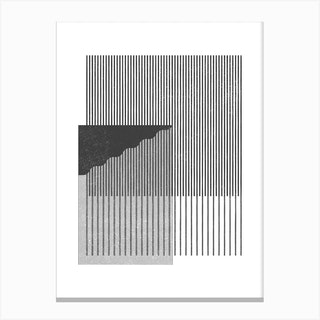 Hanging Thread Canvas Print