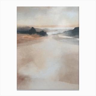 Dawn Rest Canvas Print