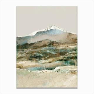 Cordillera Canvas Print