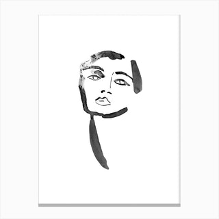 Nayla Canvas Print