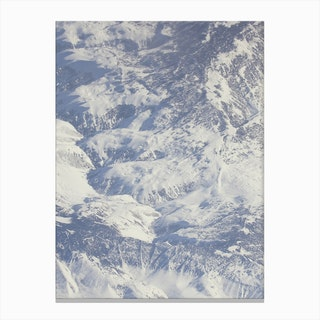 Alps V Canvas Print