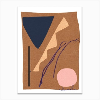 Tropez Canvas Print
