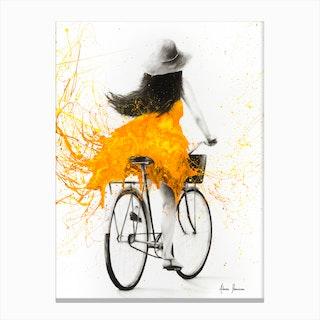 Sunflower Sunday Canvas Print