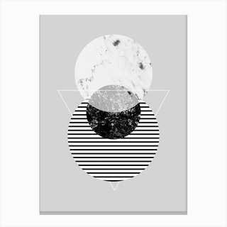 Minimalism 9 Kopie Canvas Print