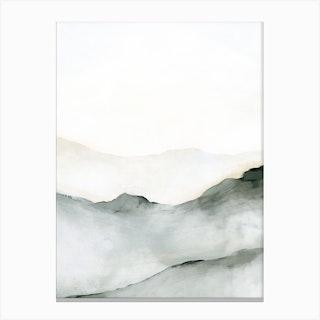 Ridge Canvas Print