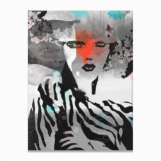 Swallow I Canvas Print