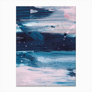 Blush 1 Canvas Print