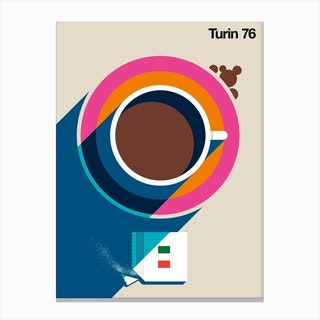 Turin 76 Canvas Print
