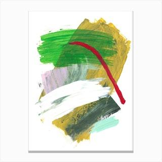 Rural Horizon 3 Canvas Print