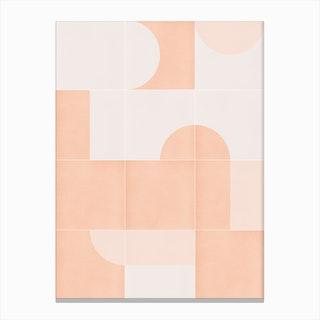 Retro Tiles 06 Canvas Print