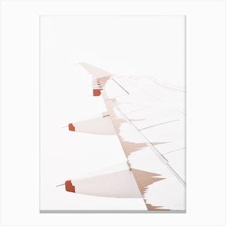 Aeroplane Canvas Print