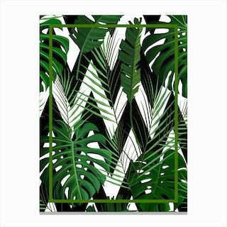 Jungle I Canvas Print