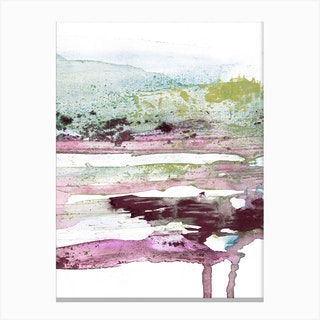 Dusk Land 2 Canvas Print