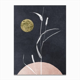 Glooming in the Dark Canvas Print