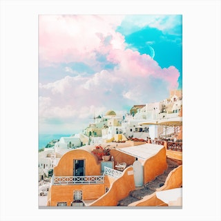 Next Vacay Canvas Print