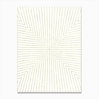 Converge Four Canvas Print