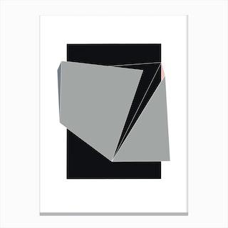 Gray Cover I Canvas Print