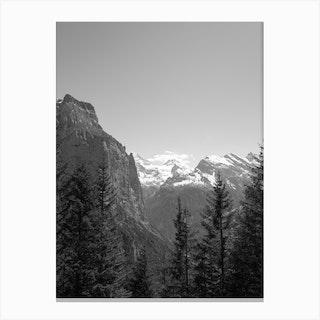 Mountain Hike Canvas Print