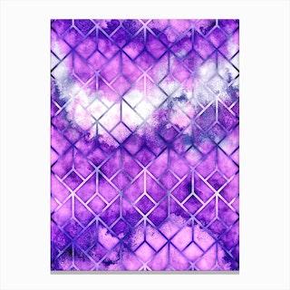 Pattern LXVII Canvas Print