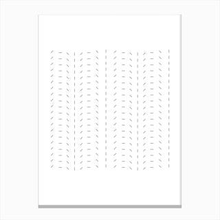 Minima 13b Canvas Print
