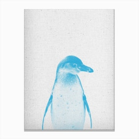 Penguin I Canvas Print