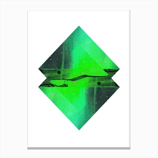 Diamond 4 Canvas Print