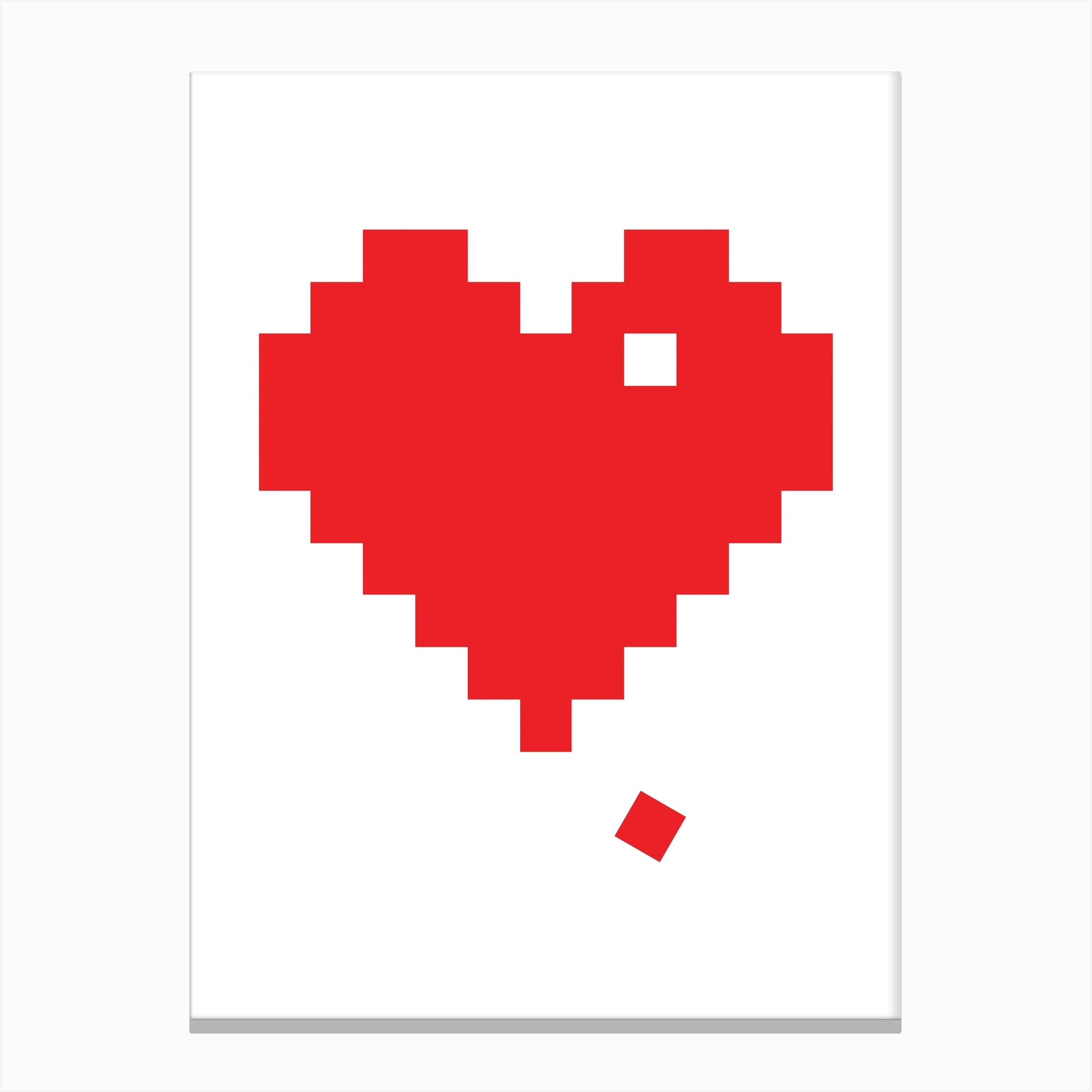Pixel Heart : Share the best gifs now >>>.