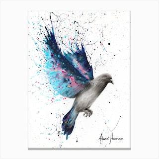 Twinkle Wings Canvas Print