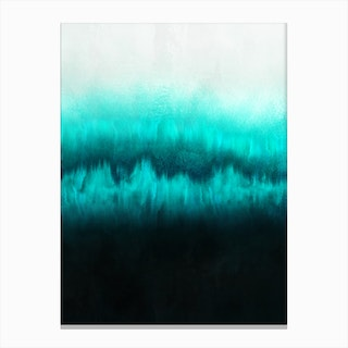 Forest Of Light Canvas Print