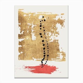 Drip Drop Canvas Print