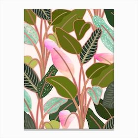 Color Paradise Canvas Print